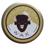 buffalo-wax