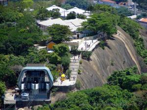 Escaladas no Morro da Urca