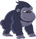 o-gorila