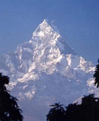 Annapurna. Foto: The Adventure Blog