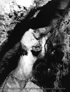 A Múmia da Gallotti. Arquivo CEC/Ivan Calou.